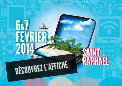 Voyage en Multimédia - Salon etourisme 6 et 7 Février 2014 - Accueil   Tourism today & tomorrow   Scoop.it
