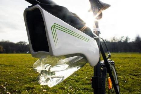 Fontus: A Self-filling Bottle That Takes Water From The Air As You Cycle | IELTS, ESP, EAP and CALL | Scoop.it