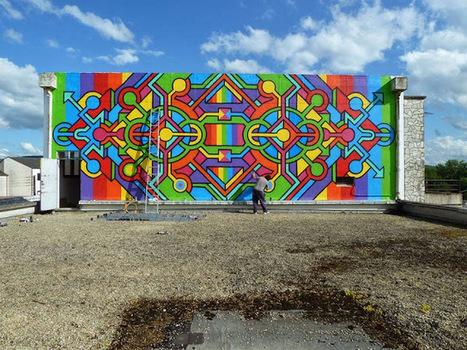 [Paris Tonkar magazine] #graffiti #streetart #urban #lifestyle: 16 Happywallmaker à la Galerie d'Art de Créteil du 18 janvier au 15 février 2014 | Tous les événements à ne pas manquer ! | Scoop.it