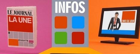 Comment utiliser les médias en cours de français | Ressources pour le FLE | Scoop.it