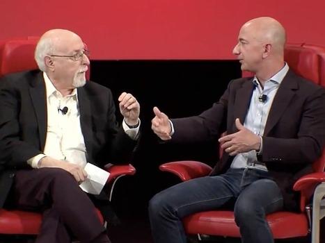 Amazon CEO Jeff Bezos said something about Prime Video that should scare Netflix | Big Media (En & Fr) | Scoop.it