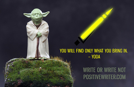 13 Jedi Tips on How to Be the Best Blogger & Writer You Can Be | Read, Think, Create | Scoop.it