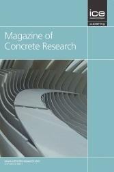 Magazine of Concrete Research, vol. 68, nº 21-22 (2016)   Ingeniería Civil   Scoop.it