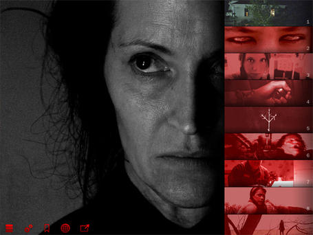 'Haunting Melissa': App-only film delivers horror to mobile | Transmedia: Storytelling for the Digital Age | Scoop.it