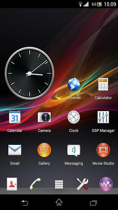 CM10.1 CM9 Sony XPERIA Z theme v2.0.4 (paid) apk download | ApkCruze-Free Android Apps,Games Download From Android Market | Programación Smartphones | Scoop.it