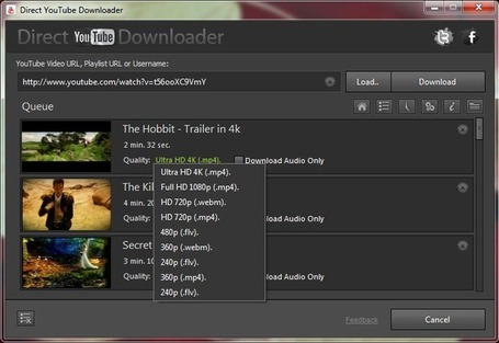 Download and Convert YouTube Video Playlists, User Channels and Clips: ...