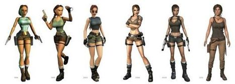 Tomb Raider: How Lara Croft became a game changer - BBC News   levin's linkblog: Pop Culture Channel   Scoop.it