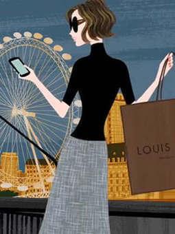Louis Vuitton lance son m-commerce | Mobile App Marketing | Scoop.it