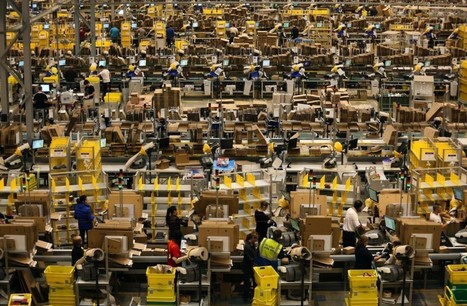 This poll captures Amazon's staggeringly big role in online shopping | Retail Trends | Scoop.it