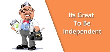 Who said independent practices shutting shop? 58% of physicians want to remain independent.   Medical Billing Companies   Scoop.it