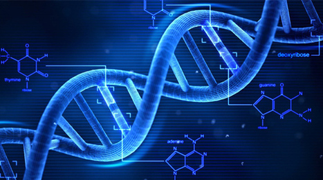 Scientists develop GPS for DNA | Science! | Geek.com | leapmind | Scoop.it
