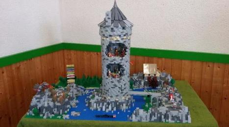 Une exposition de Lego® médiévaux à Saint-Mesmin | HiddenTavern | Scoop.it