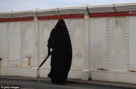 Schoolgirl who converted to Islam 'ran away from home after getting married over the phone to older man she had never met' | Race & Crime UK | Scoop.it