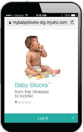 Insurer's maternity app rewards healthy behaviors | Health around the clock | Scoop.it