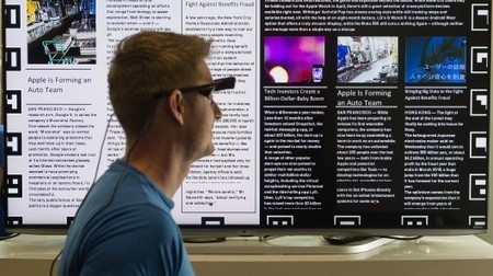 System scrolls text in time with user's reading speed | Jeff Morris | Scoop.it