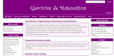 Las 10 mejores páginas web para aprender matemáticas online | TIC | Scoop.it