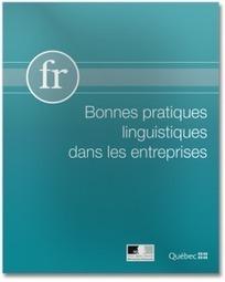 Bonnes pratiques linguistiques en entreprise | CFECGC-ALIT Communication | Scoop.it