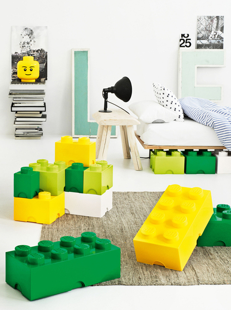 Interior Design with Lego | Graduate schemes | Scoop.it