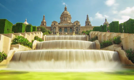 Awesome Barcelona Time-Lapse Made up of 480GB of Photos | Contenido audiovisual | Scoop.it