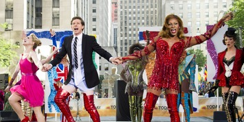 'Kinky Boots' Responds To Macy's Parade Outrage In AMAZING Way | Sex Positive | Scoop.it