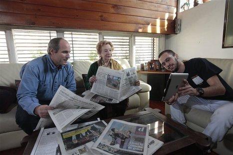 Diarios de papel: la Argentina... ¿el último país en el que desaparecerán? | The Washington Post | Scoop.it