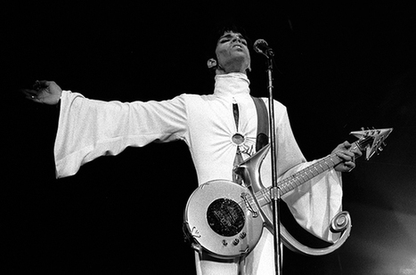 Prince Dies at 57: Iconic Musical Genius Found Dead in Paisley Park   World News   Scoop.it