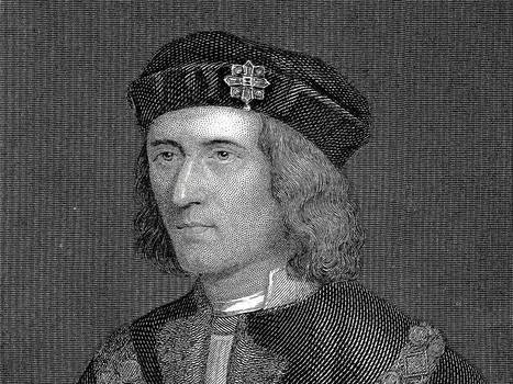 Skeleton in Richard III hunt may be friary founder | Archaeology News | Scoop.it