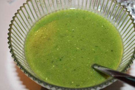 Enkla och Snabba Recept: Ärtsoppa pâ persiljepesto | Recept | Scoop.it