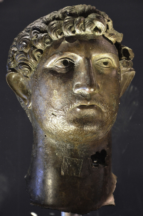 'Hadrian: An Emperor Cast in Bronze' exhibition in Jerusalem | LVDVS CHIRONIS 3.0 | Scoop.it