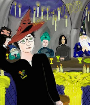 Pottermore Insider: Pottermore art: The Sorting Hat | Pottermore | Scoop.it
