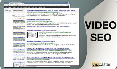 How Our Customers Used Video SEO to Beat Out Comeptition | Vidcaster | Video Marketing for Small Business Owners | Scoop.it
