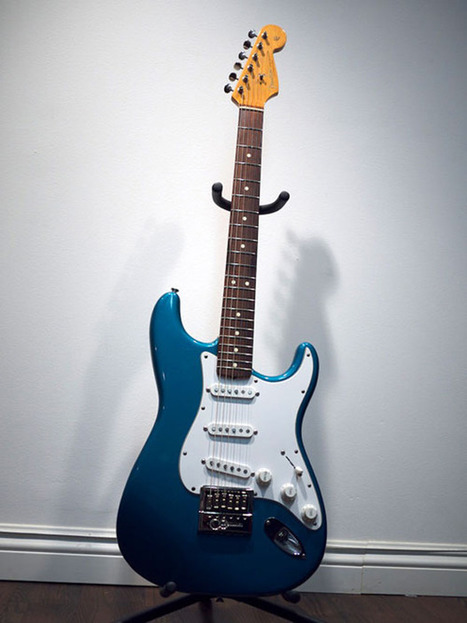 Win a Fender Strat Fitted With an EverTune Bridge! | Around the Music world | Scoop.it