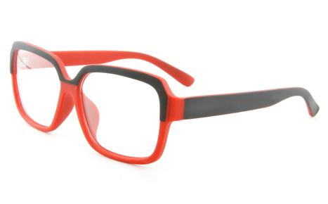 Black Red 5147 Full Rim Round,Square Glasse | anninobi | Scoop.it