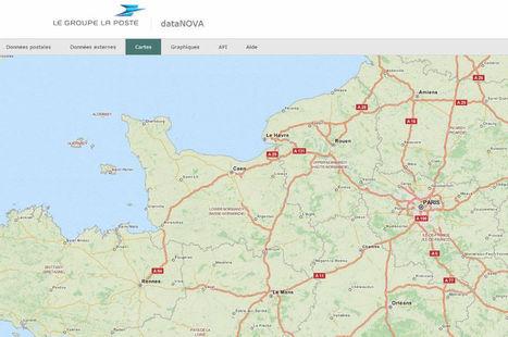 La Poste ouvre (enfin) ses données sur le portail dataNova | Open Data France | Scoop.it