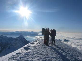 La vérité sur la propriété du mont Blanc : un livre tranche pour Chamonix et l'Italie ! | montagne | Scoop.it