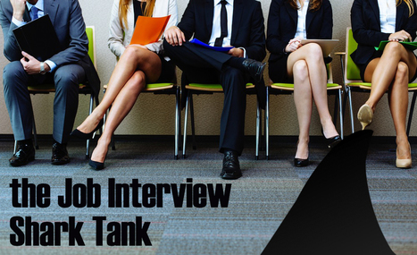 3 Things Shark Tank Can Teach You About Interviewing | The Job Hunter & Human Resource | Scoop.it
