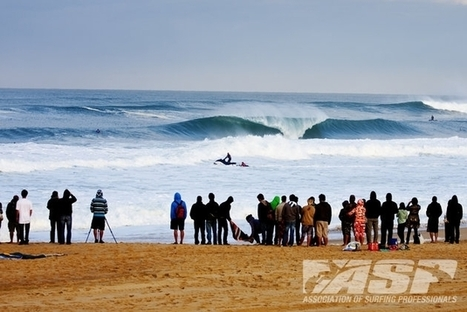 Roxy Pro Biarritz Cancelled Due to Lack of Surf, Rescheduled for ... | Surfing News | Scoop.it