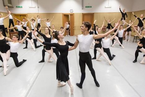 La scuola di danza dell'Opera di Roma nella 'Bottega Fantastica' di Cannito   My city Rome   Scoop.it