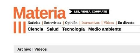 Materia III: La nueva web de noticias de ciencia | herramientas y recursos docentes | Scoop.it