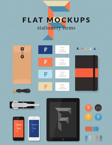 40 Free Corporate Identity & Stationery Mockup Templates | Fotografía y diseño gráfico profesional | Scoop.it