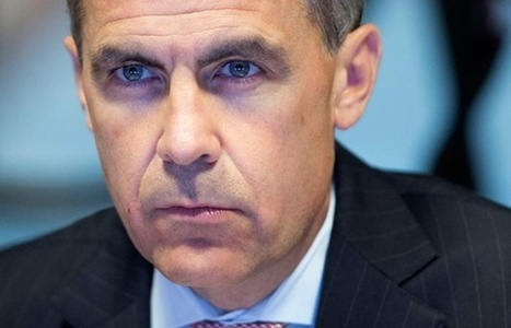 Mark Carney axes employment link in forward guidance overhaul | News | Mortgage Strategy | Financial | Scoop.it
