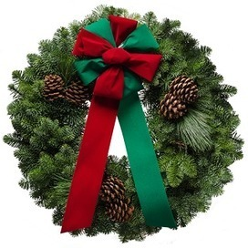 Merry Christmas Wreath - Christmas Gifts | Christmas Gifts For Every Occasion | Scoop.it
