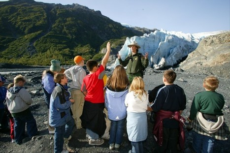 """The National Parks: """"America's Best Idea"""" for Authentic Learning   AlaskaCenters   Scoop.it"""
