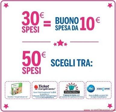 Buoni spesa da 25 euro con P&G e Acqua & Sapone | scontOmaggio | Luli | Scoop.it