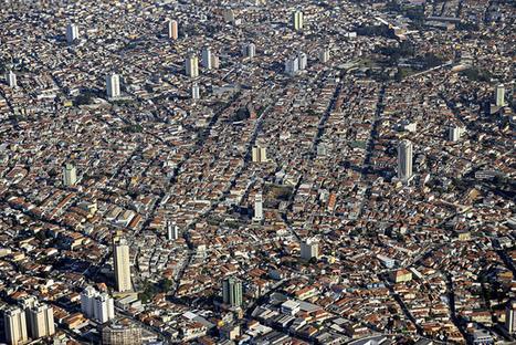 """Dencity"" Visualizes Seven Billion People | green streets | Scoop.it"