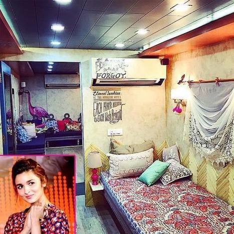 Ooh La La! A Look at the Top Ten Lavish Vanity Vans of Bollywood Stars | Bollywood News,Gossips,Photoshoots,Movie Reviews | Scoop.it