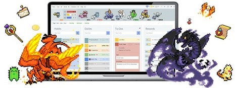 Habitica: Your Life the Role Playing Game | Time to Learn | Scoop.it