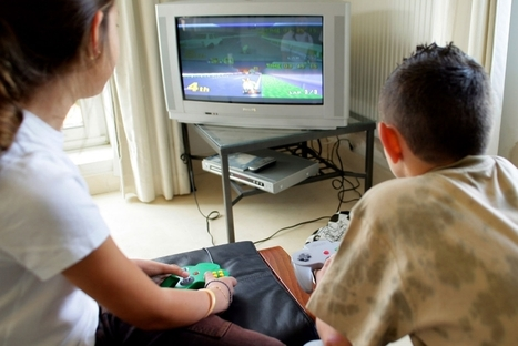Are video games good for you? | Computer games in Classrooms | Scoop.it