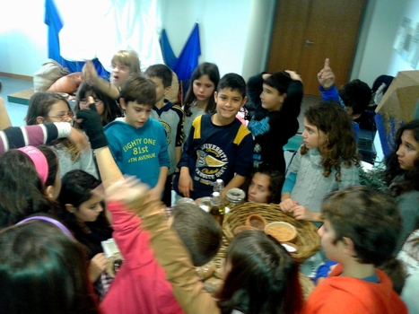 Επίσκεψη στο Ίδρυμα Μείζονος Ελληνισμού! | Γεννάδειος Σχολή-Δ' Τάξη    2013-2014 | Scoop.it