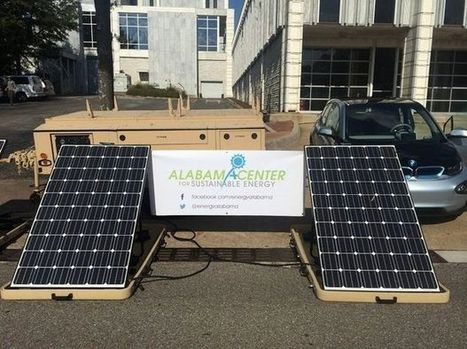 Clean, sustainable energy startups will get a boost at summer 2015 accelerator program | AL.com | Investing in Renewable Energy | Scoop.it